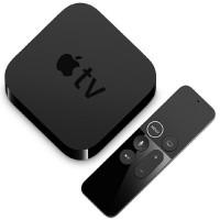 Apple TV HD 32GB (MYH93MP/A) Мултимедиен плеър Black