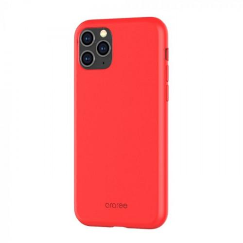 Гръб ARAREE Typoskin - Apple iPhone 11 Pro Red