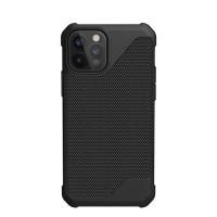 Гръб Urban Armor Gear Metropolis - Apple iPhone 12 Pro Fibra Leather Black