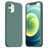 Гръб ARAREE Typoskin - Apple iPhone 12 Green