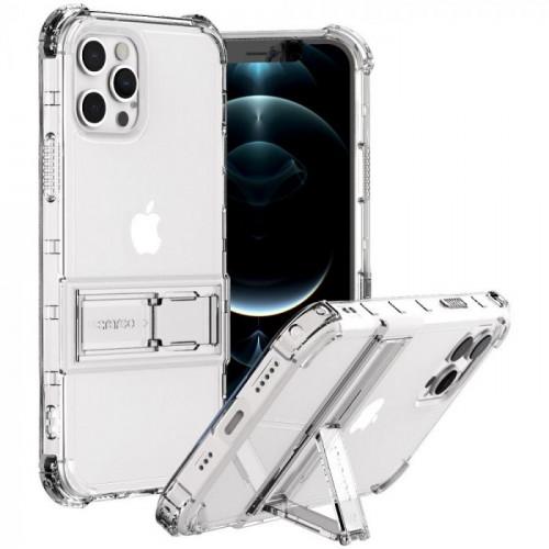 Гръб ARAREE Mach Stand  - Apple iPhone 12 mini Transperant