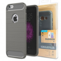 Гръб FORCELL Carbon - Apple iPhone 11 Pro сив