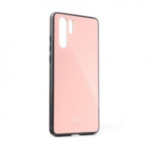 Гръб GLASS Case - Samsung Galaxy S10 Lite розов