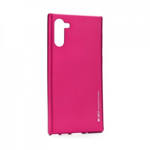 Гръб i-Jelly Case - Samsung Galaxy Note 10 розов