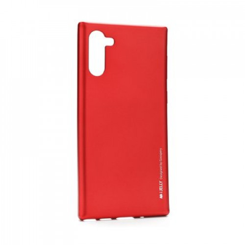 Гръб i-Jelly Case - Samsung Galaxy Note 10 червен