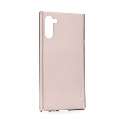 Гръб i-Jelly Case - Samsung Galaxy Note 10 розово злато