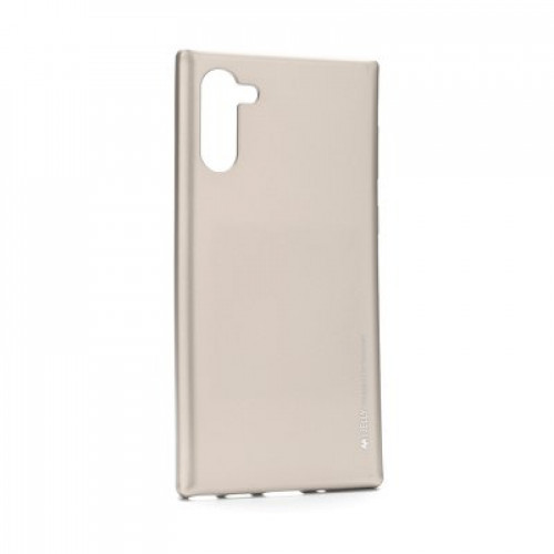 Гръб i-Jelly Case - Samsung Galaxy Note 10 златен