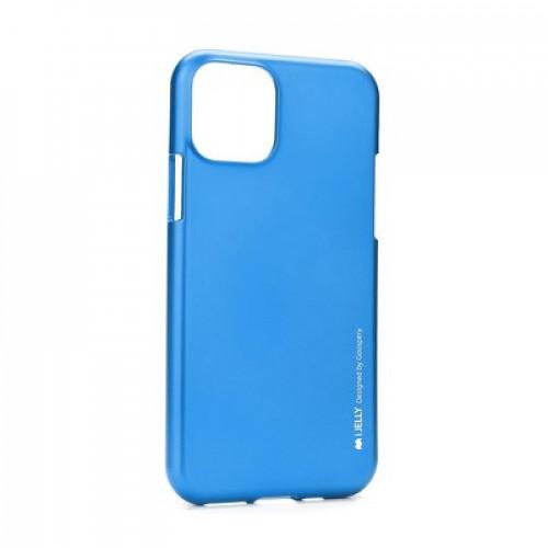 Гръб i-Jelly Case - Apple iPhone 11 син