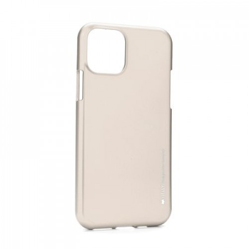 Гръб i-Jelly Case - Apple iPhone 11 Pro Max златист