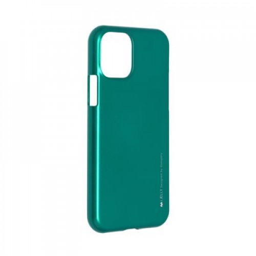 Гръб i-Jelly Case - Apple iPhone 11 Pro зелен