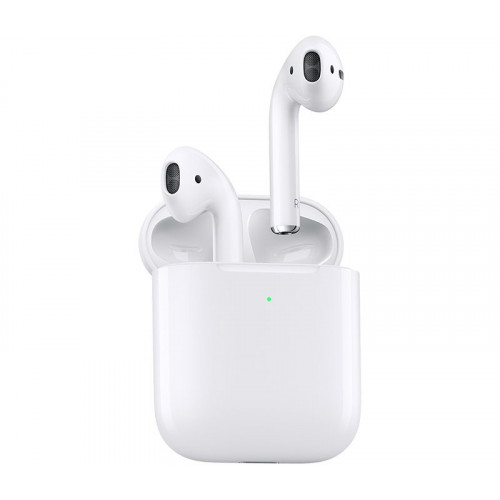 Apple AirPods 2 Wired Charging Case White