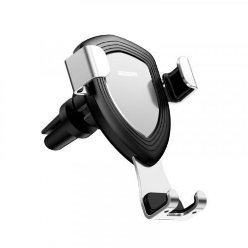 Автомобилен държач за телефон Gravity - CAT S62 Pro White