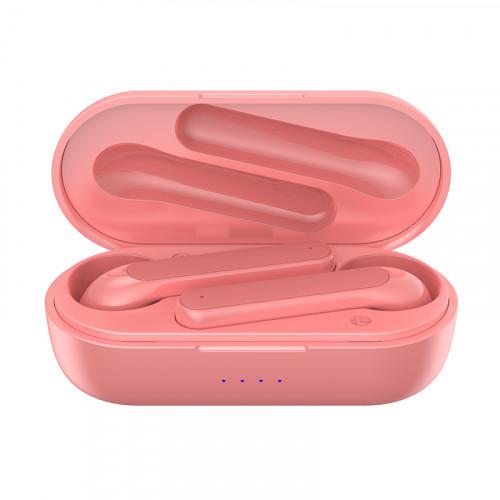Безжични слушалки - DEVIA JOY A3 series - Pink