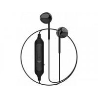 Безжични слушалки - Devia Smart Series Dual EarPhone V2, EM019 - Black