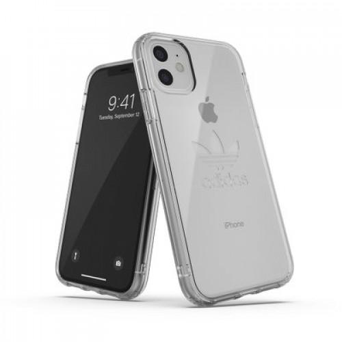 Гръб ADIDAS Originals Clear - Apple iPhone 11 Pro Max Transperant