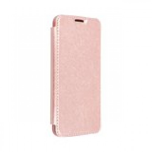 Калъф Forcell ELECTRO BOOK - Samsung Galaxy A02s Rose Gold