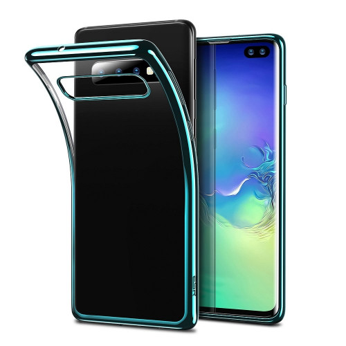 Гръб Essential Crown case - Samsung Galaxy S10 Plus зелен