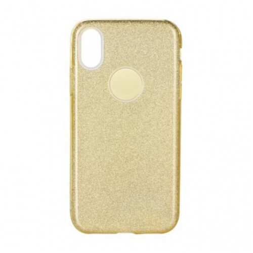 Гръб Forcell SHINING Case - Xiaomi Redmi Note 10 Pro Gold