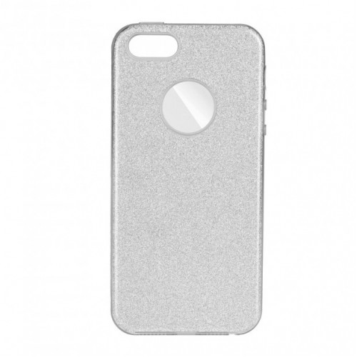 Гръб Forcell SHINING Case - Xiaomi Redmi Note 10 Pro Silver