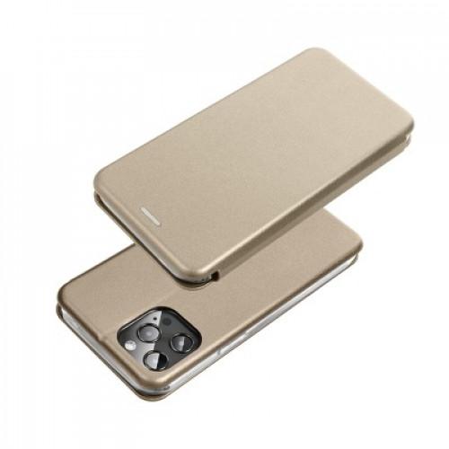 Калъф Forcell Elegance - Samsung Galaxy A02s златист