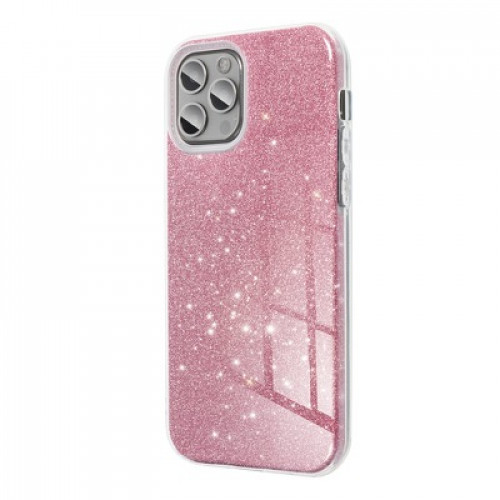 Гръб Forcell SHINING - Samsung Galaxy S21+ Pink