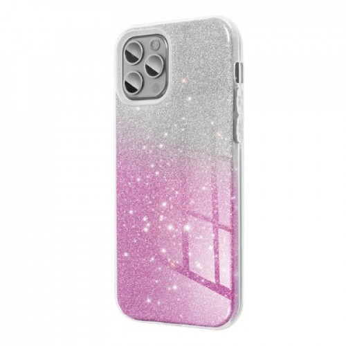 Гръб Forcell SHINING - Samsung Galaxy S21 Ultra Rose