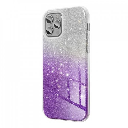 Гръб Forcell SHINING - Samsung Galaxy A02s Violet