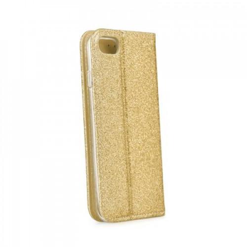 Калъф SHINING Book - Motorola Moto G 5G Gold