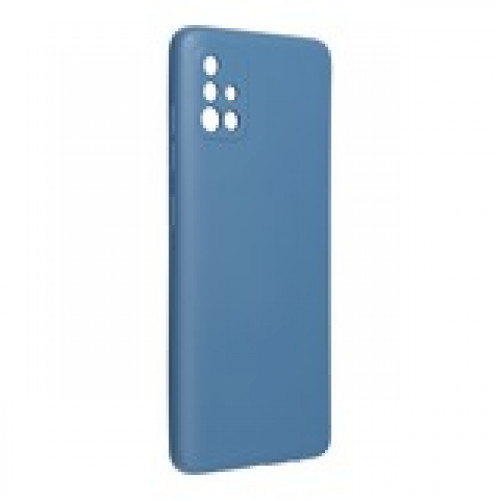 Гръб Forcell Silicone Lite - Samsung Galaxy A72 Blue