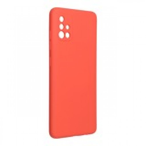 Гръб Forcell Silicone Lite - Samsung Galaxy A72 Pink