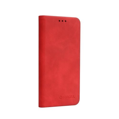 Калъф Forcell SILK Case - Apple iPhone SE 2020 червен