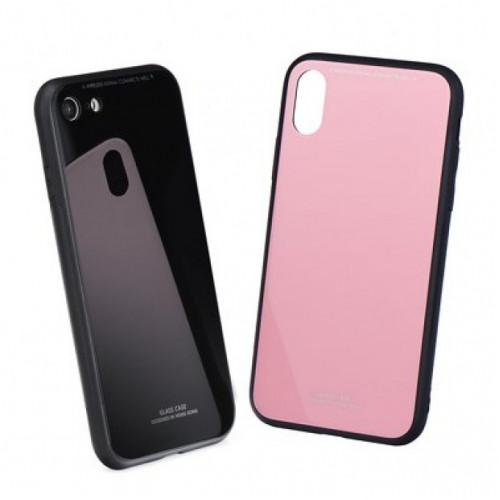 Калъф GLASS Case - Samsung Galaxy A51 5G Pink