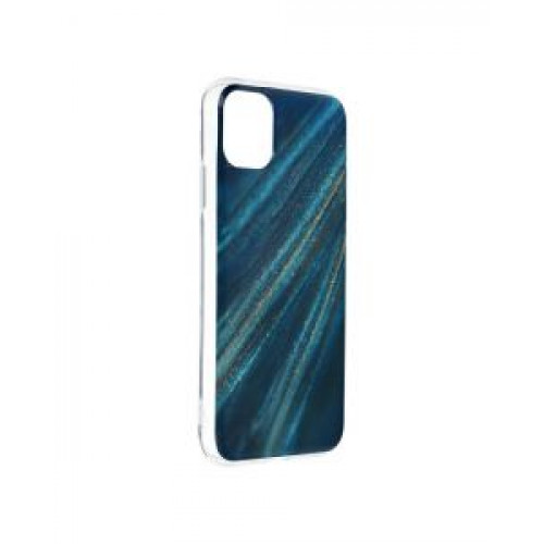 Гръб Forcell MARBLE COSMO - Apple iPhone 11 Blue