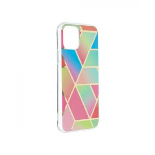 Гръб Forcell MARBLE COSMO - Apple iPhone 11 Pro Colorfull