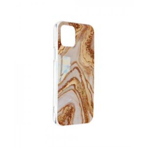 Гръб Forcell MARBLE COSMO - Apple iPhone 12 Marble