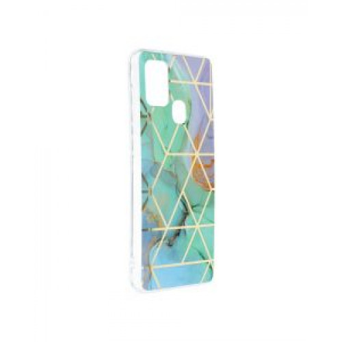 Гръб Forcell MARBLE COSMO - Samsung Galaxy A21S Color Marble