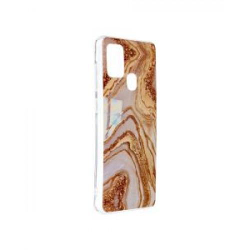 Гръб Forcell MARBLE COSMO - Samsung Galaxy A21S Marble