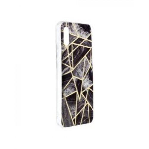 Гръб Forcell MARBLE COSMO - Xiaomi Redmi 9A Black