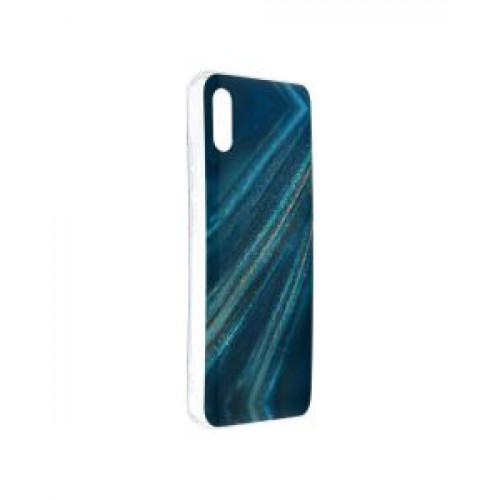 Гръб Forcell MARBLE COSMO - Xiaomi Redmi 9A Blue