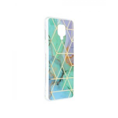 Гръб Forcell MARBLE COSMO - Xiaomi Redmi Note 9S Color Marble