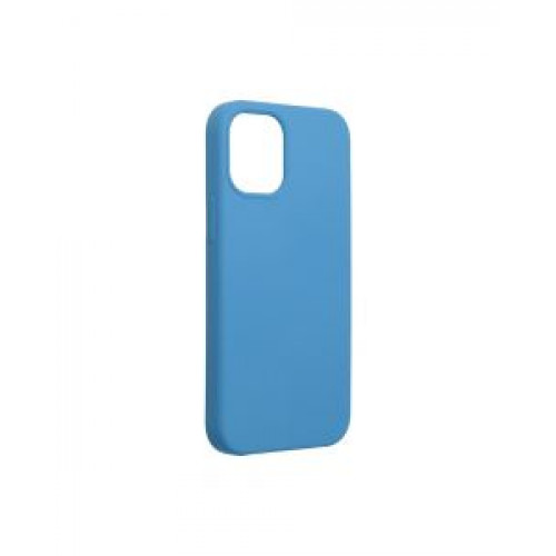Гръб Forcell Silicone - Apple iPhone 12 mini Blue