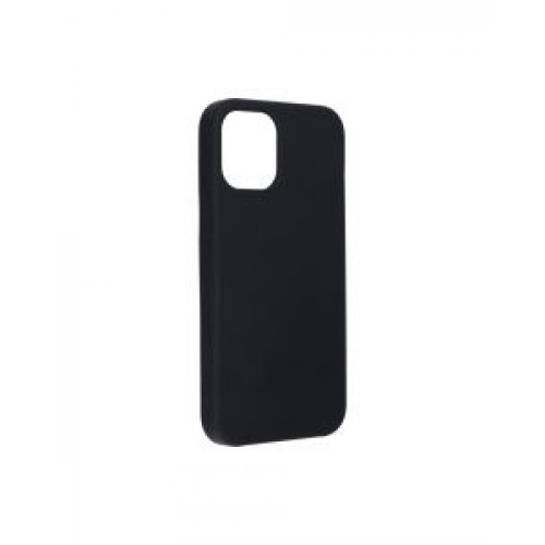 Гръб Forcell Silicone - Apple iPhone 12 mini Black