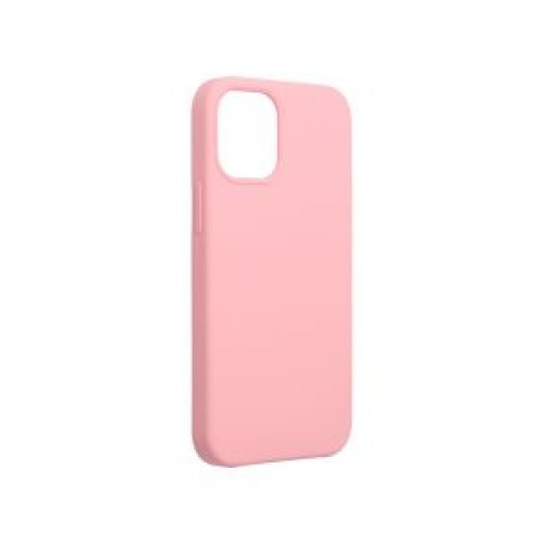 Гръб Forcell Silicone - Apple iPhone 12 mini Pink