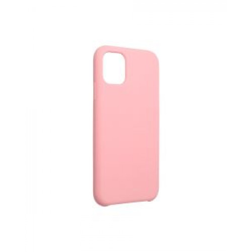 Гръб Forcell Silicone - Apple iPhone 11 Pink