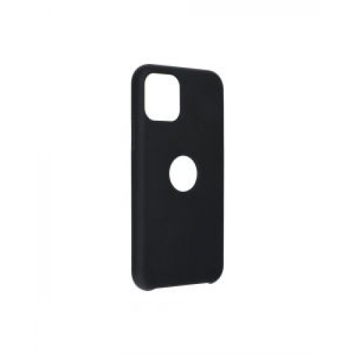 Гръб Forcell Silicone - Apple iPhone 11 Pro Black