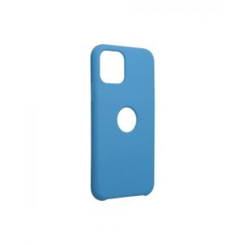 Гръб Forcell Silicone - Apple iPhone 11 Blue