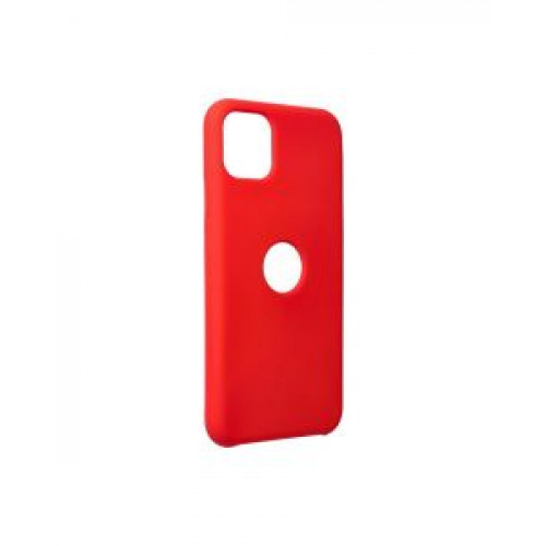Гръб Forcell Silicone - Apple iPhone 11 Pro Max Red