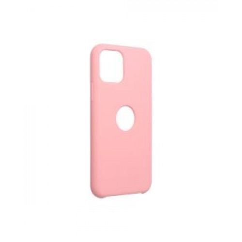 Гръб Forcell Silicone - Apple iPhone 11 Pro Max Pink