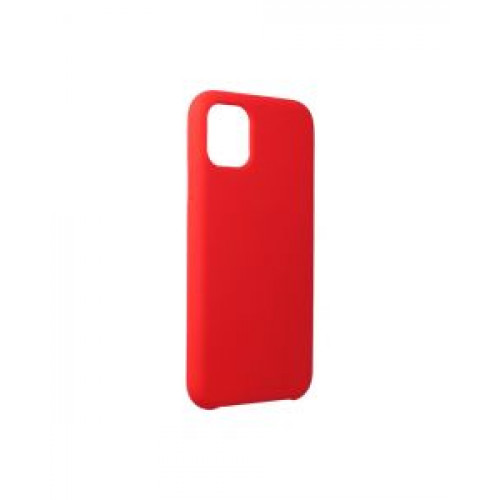 Гръб Forcell Silicone - Apple iPhone 12 mini Red