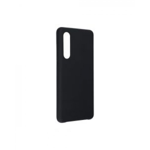 Гръб Forcell Silicone - Huawei P30 Black